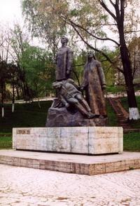 Monumentul LUPENI 1929